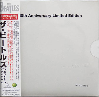 30th Anniversary Edition Japan