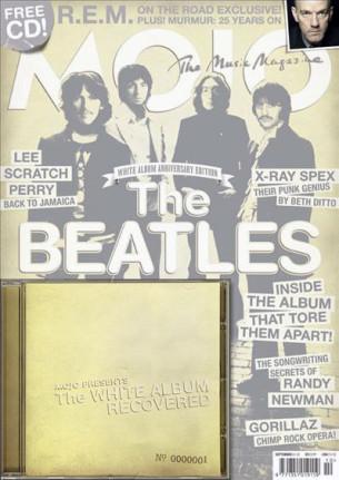 Mojo Magazine Sept. 2008