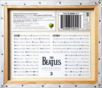 A Look At The Beatles Anthology 3 Disc1