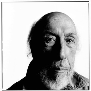 Richard Hamilton (photography by David Bailey)