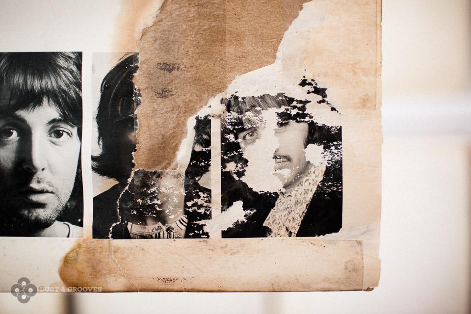 We Buy White Albums: Recces Gallery, NYC (2013) <em>Photograph: Eilon Paz</em>