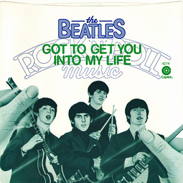 Got To Get You Into My Life 45 rpm release
