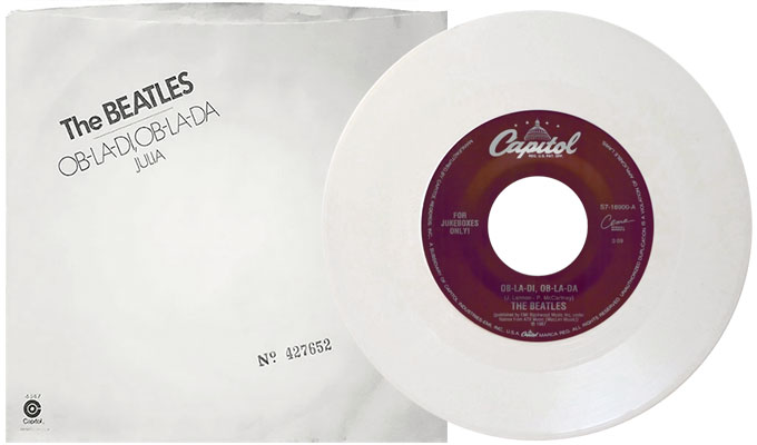 Capitol Records released Ob-La-Di, Ob-La-Da as a single with Julia as the B-side in 1976.