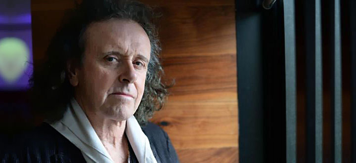 Singer Donovan gave a lecture on the White Album, one of a series of 12 lectures on each of The Beatles' albums taking place to mark the 50th anniversary of the band's only Irish concert.