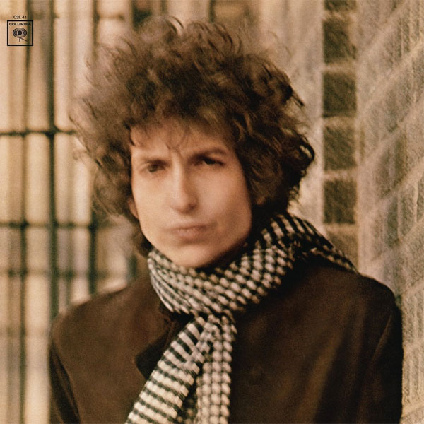 Bob Dylan's Blonde On Blonde (Columbia Records 1966)