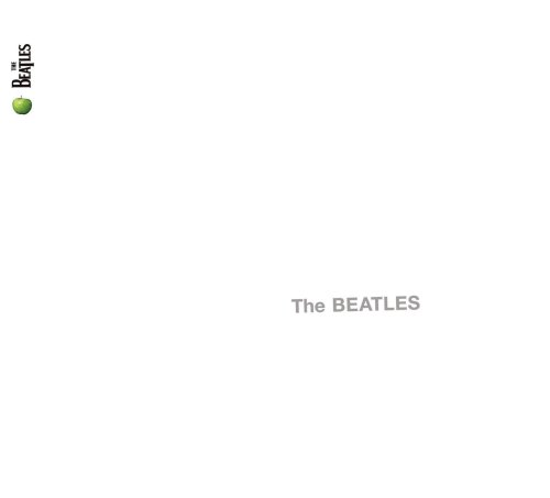The Beatles  2009 White Album remaster.