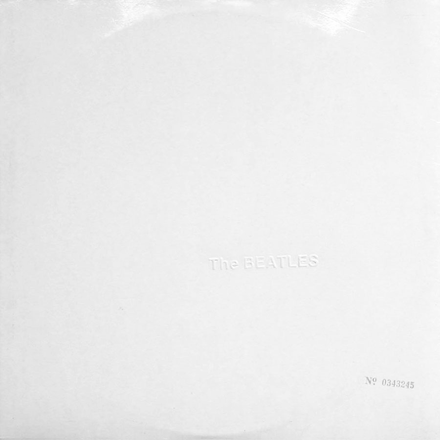 The Beatles 'White Album'